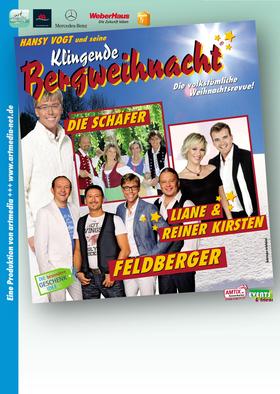 Bild: Die klingende Bergweihnacht 2018 - Die volkstümliche Weihnachtsrevue - Schlager / Volksmusik