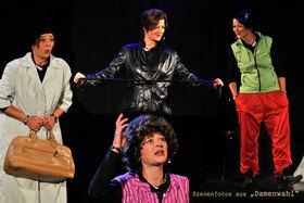 Bild: Damenwahl - Kabarettistischer ChanSong-Abend