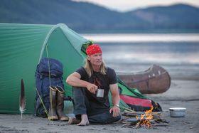 YUKON ? Mit dem Kanu bis zum Beringmeer - 3000 Kilometer Canada & Alaska - Live-Multivision mit Dirk Rohrbach