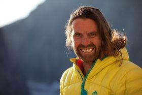 Bild: Sehnsucht Torre - Live-Multivision mit dem bekannten Bergsteiger Thomas Huber