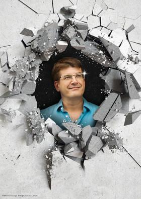 """Bild: Nils Heinrich - """"...probt den Aufstand!"""""""