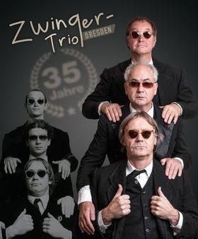 Bild: Zwinger-Trio – Komikerparade - Das Zwinger-Trio spielt Komik-Klassiker