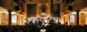 """Bild: 19. Osternachts-Konzert mit GOLDEN HARPS Gospel Choir - Oratorium """"Messiah"""" von Tore W. Aas"""