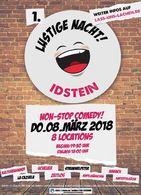 Bild: 1. Lustige Nacht Idstein - NON-STOP COMEDY!