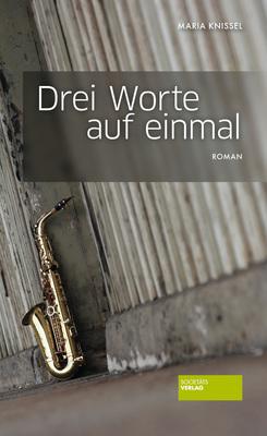 Bild: Drei Worte auf einmal - Maria Knissel liest Stephan Völker begleitet auf dem Saxophon