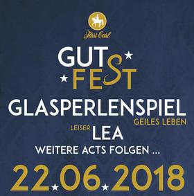 Bild: 2. Gutsfest Ellingen - Glasperlenspiel, LEA u.v.m. Großes Festival- und Kinderprogramm