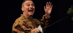 Bild: Bernd Lafrenz: Romeo & Julia - Frei-komisch nach Shakespeare