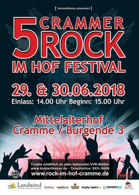 Bild: 5. Crammer ROCK IM HOF Festival - Wochenendticket