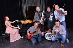 Bild: Adele Franceska Lenz & Der Dritte Sektor - Piano trifft Polka - ein musikalischer Salonabend