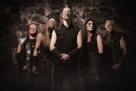 Bild: ENSIFERUM - plus special guests: EX DEO - PATH TO GLORY TOUR 2018