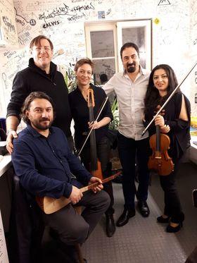 Bild: Mikail Aslan Ensemble - Mikail Aslan Ensemble