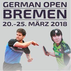 Bild: German Open 2018 - Freitag