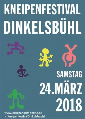 Bild: 19. Kneipenfestival Dinkelsbühl