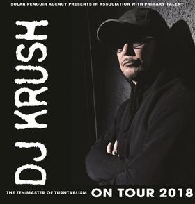 Bild: DJ Krush - Tour 2018