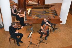 Bild: Klaviermatinee mit Verena Denninger - Trio Plaisir