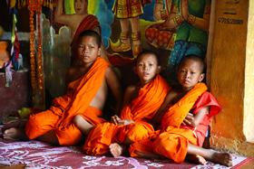 Bild: Vietnam & Kambodscha - Cylos, Dschunken & Motorroller (Referent Maik Günther)