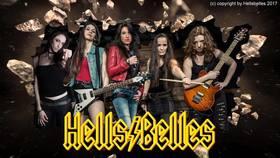 Bild: Hells/Belles All Girl AC/DC Tribute - In memorie of Bon Scott (+Februar 1980)