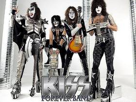 Bild: Kiss forever Band - playing KISS