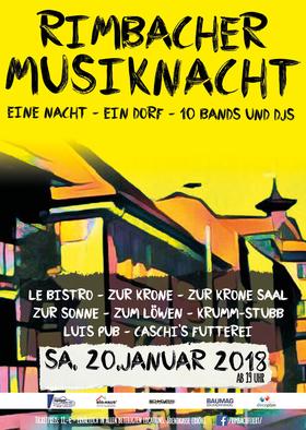 Bild: Rimbacher Musiknacht