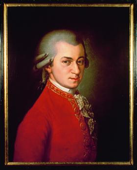 Bild: W. A. Mozart: Requiem