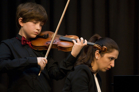 Bild: Hoch begabt und hoch hinaus - Konzert der Internationalen Musikakademie Berlin