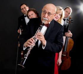 Bild: Giora Feidman & Gershwin Quartett - KLEZMER & STRINGS