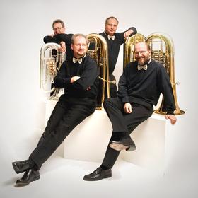 Bild: 30 Jahre Melton Tuba Quartett - Jubiläumskonzert