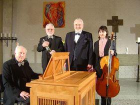 Bild: Kirchenkonzert mit Gunther Emmerlich