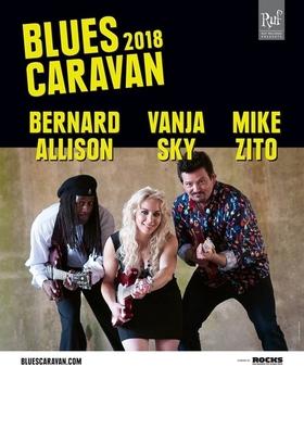 Bild: BLUES CARAVAN 2018 - Bluesnote präsentiert:
