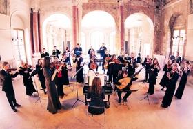 Bild: Zwischen Ruhm und Vergessen - Dresdner Barockorchester