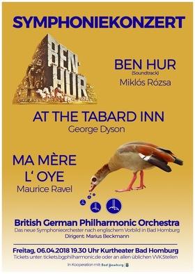 Bild: British German Philharmonic Orchestra