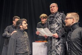 Bild: Hexenjagd - Theater Alte Feuerwache