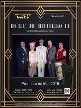 Bild: Posthofkeller presents: musicalgruppe GesCo