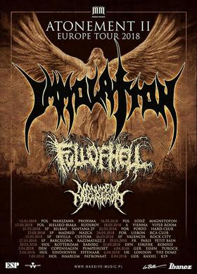Bild: Immolation -