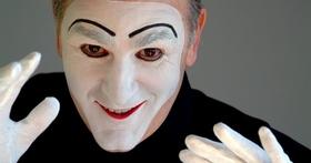 Bild: Pantomimen-Theater mit Carlos Martínez