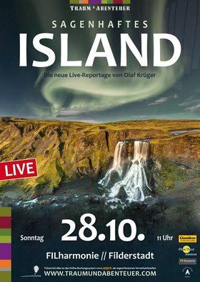 Bild: Sagenhaftes Island - Im Bann des Nordens - PREMIERE