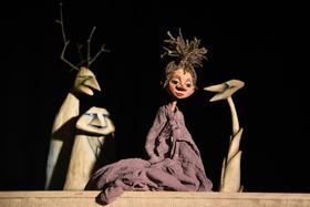 Bild: Kleine Hexe Siebenreich - Ambrella Figurentheater