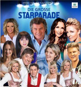 Bild: Die große Starparade