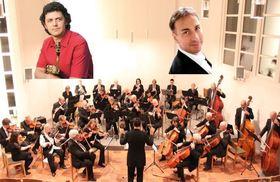 Bild: Romantische Rhapsodie - Es spielen die Iller-Sinfoniker, Leitung MD Rustam Keil
