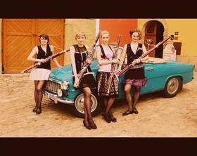 Bild: Fagotiky Quartett