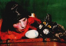 Bild: Wie der Kater Zorbas der kleinen Möwe das Fliegen beibrachte - Ein Puppenspiel mit Musik