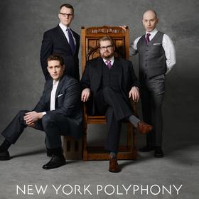 Bild: New York Polyphony - Early Music, Modern Sensibility