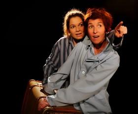 Bild: Theater KunstStoff: Leinen los, bye, bye und bis bald! - Kindertheater