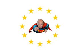 Bild: EUROPA zwischen GUT und BÖRSE - Stefan Reusch