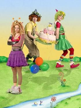 Bild: Der Traumzauberbaum - Das Geburtstagsfest - Ein Familienmusical von MONIKA EHRHARDT und REINHARD LAKOMY