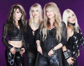 Bild: VIXEN - Rocks, Rock Hard, MusiX, metal.de präsentieren: