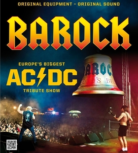 Bild: BAROCK - Europas Größte AC / DC Tribute Show