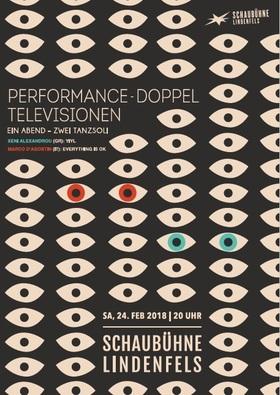 Bild: Performance-Doppel: Televisionen