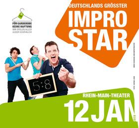 Bild: Deutschlands größter Impro-Star
