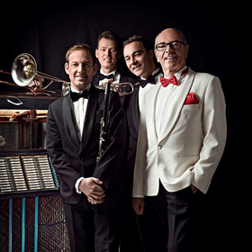 Bild: Glenn Miller Orchestra - directed by Wil Salden - Jukebox Saturday Night
